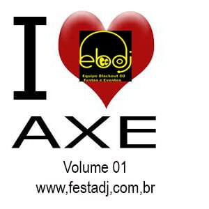Mix Axé Volume 01