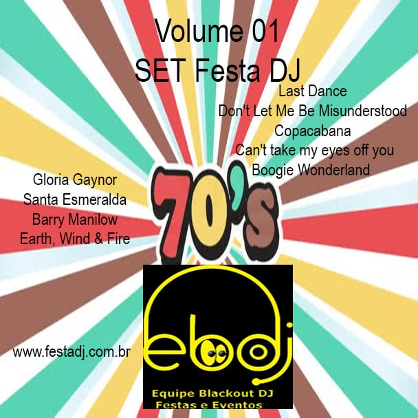 Mix Flashback Anos 70 Volume 01